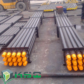 Penempaan API Drill Pipe Dengan 4 Wrench datar pada Kedua Connection, Panjang 3000mm