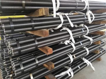 Diameter 25-130mm Self Drilling Anchor Bolt 200KN - 8000KN Kapasitas Anti Korosi