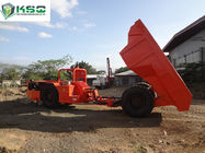 10 Ton Commercial Low Profile Dump Truck With Deutz Air Cooled Diesel Engine