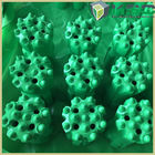 Drilling Rig Aksesoris Bulat Threaded Bits T51 retrac Untuk Borehole