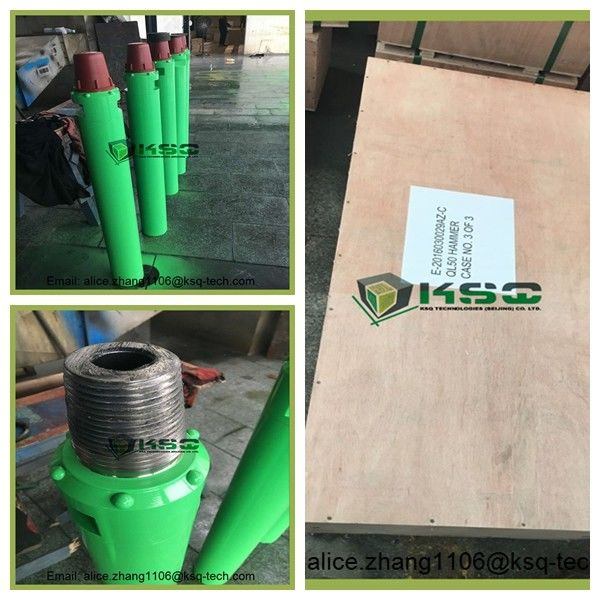 6'' down the hole hammers DHD360 SD6 QL60 M60 Series tools for drilling