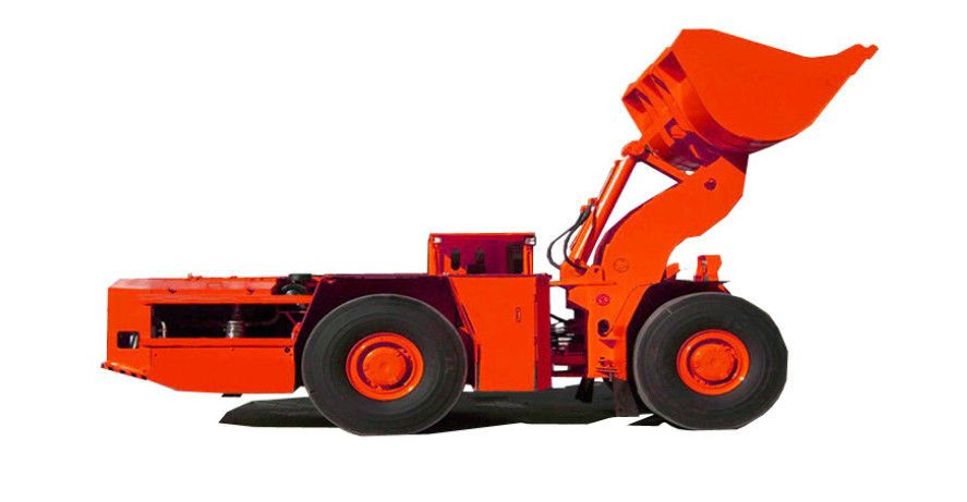 Large Underground Mining Machinery Load Haul Dump Machine - 4CBM