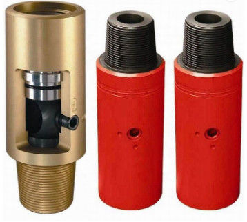 Oil Drilling Tools Upper / Lower Kelly Valve 5000psi Work Pressure Forging Processing Type