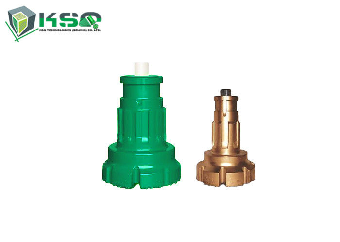 Hard Rock Drilling Tool Numa Series Middle and High Pressure DTH Hammer Bit for Borehole
