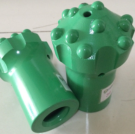 Tunneling Reaming Drill Bit T45 / T38 / R32 76mm - 127mm Diameter Forging Type